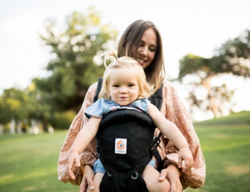 [Giveaway] Carry Baby Close to Your Heart