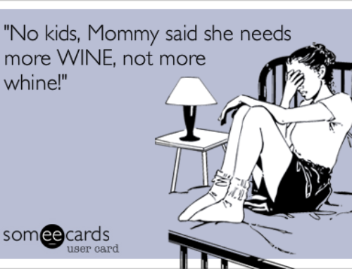 My Concern with Wine Mom Memes
