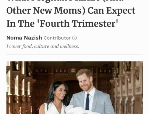 Forbes Fourth Trimester Article [Press]