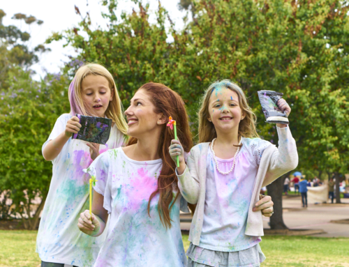 ColorWalk 2019: Bringing Color Back to Motherhood